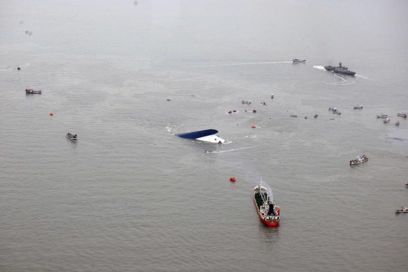 South Korea Ferry - Sewol Overview