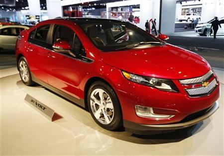 Chevy Volt reuters