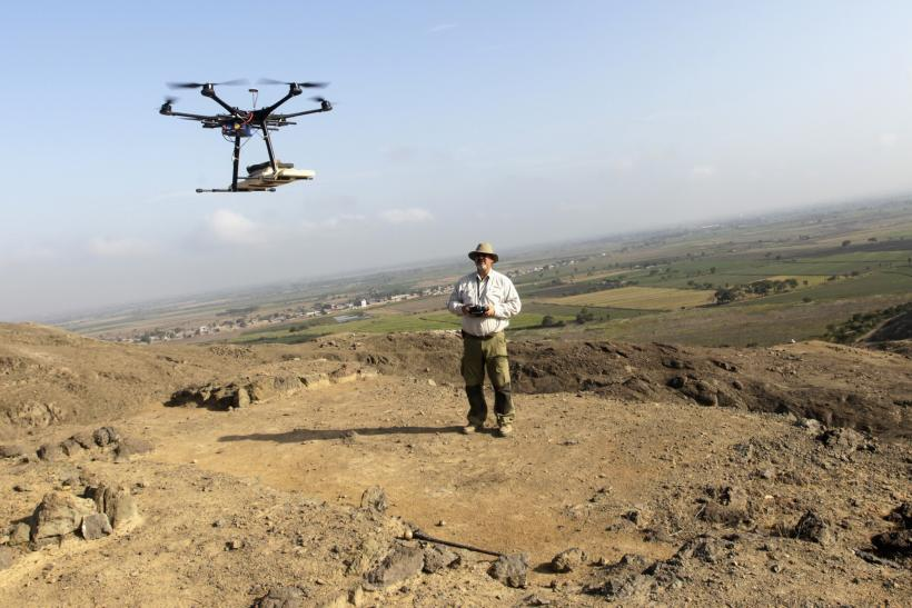drone-archaeology