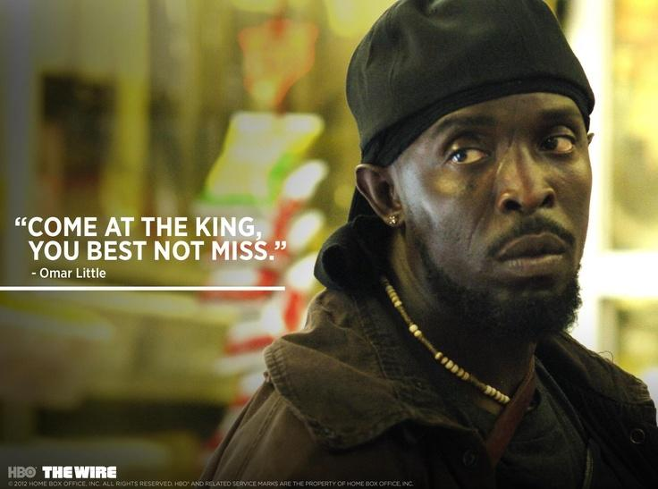 Omar The Wire HBO