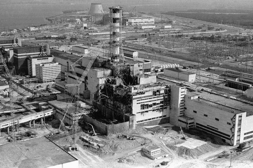 Chernobyl 28 Years Later: Before, During and After The ...