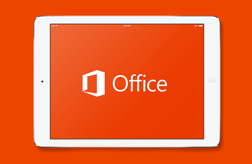 Office-for-iPad