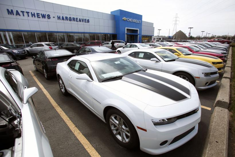 Here Are The April 2014 39 Big 8 39 Us Auto Sales Numbers Gm