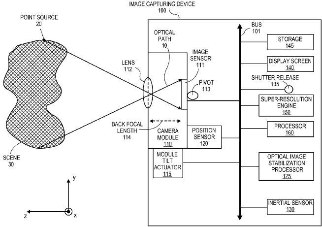 apple super resolution patent