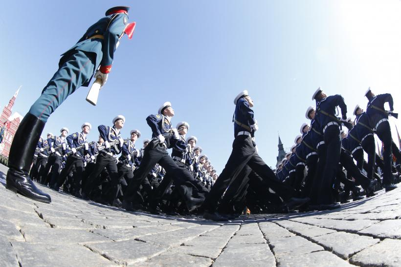 Russian sailors