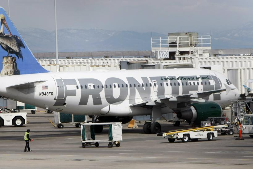 Frontier Airlines $15 Cheap Flight