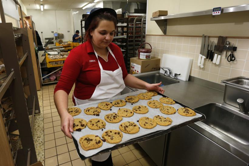 National Chocolate Chip Cookie Day 2014