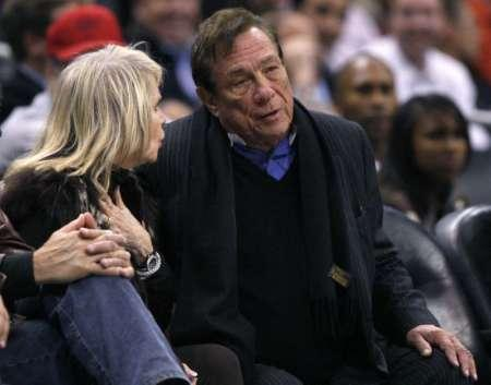 Donald Sterling Shelly Sterling