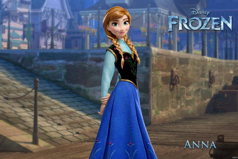 "Princess Anna ""Frozen"