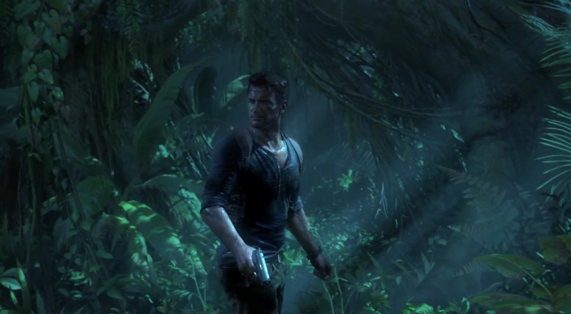 Uncharted 4 Trailer Gameplay Footage A Thief's End