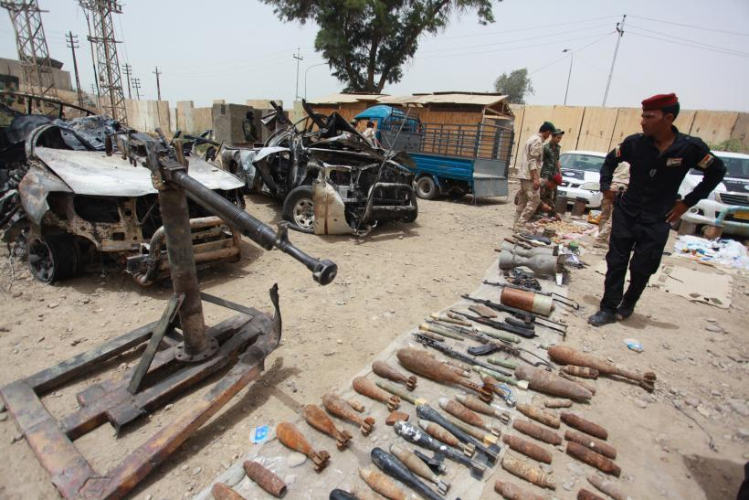 Iraq Weapons Mosul