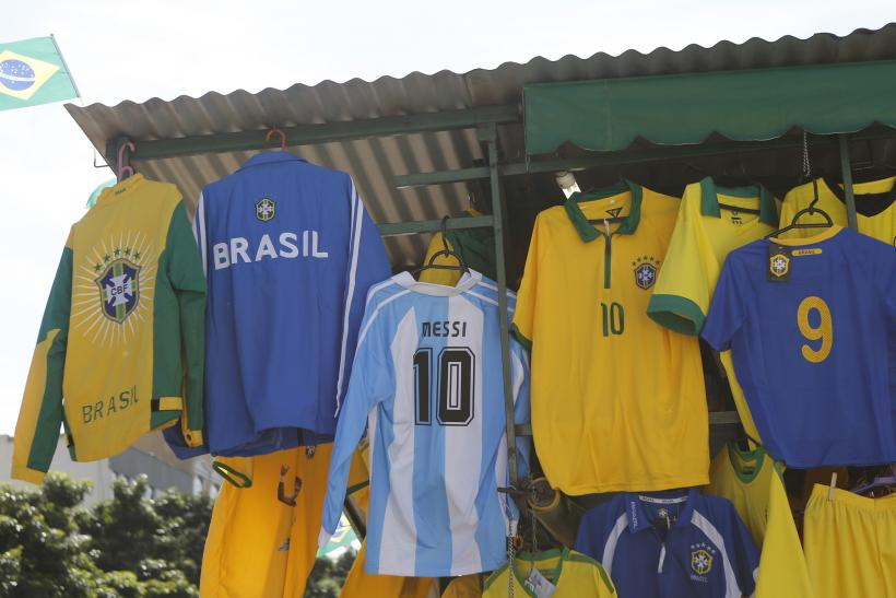2014 World Cup jersey