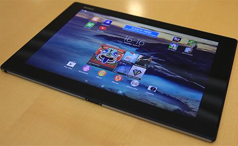 Sony Xperia Z2 Tablet Face