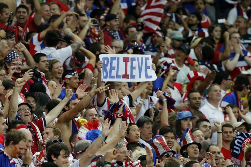 US Fans_World Cup 2014