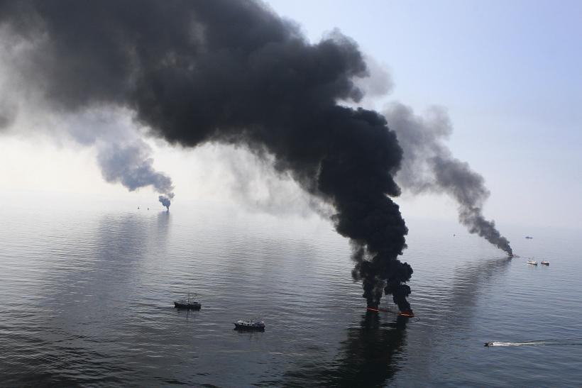Gulf of Mexico_Oil Spill