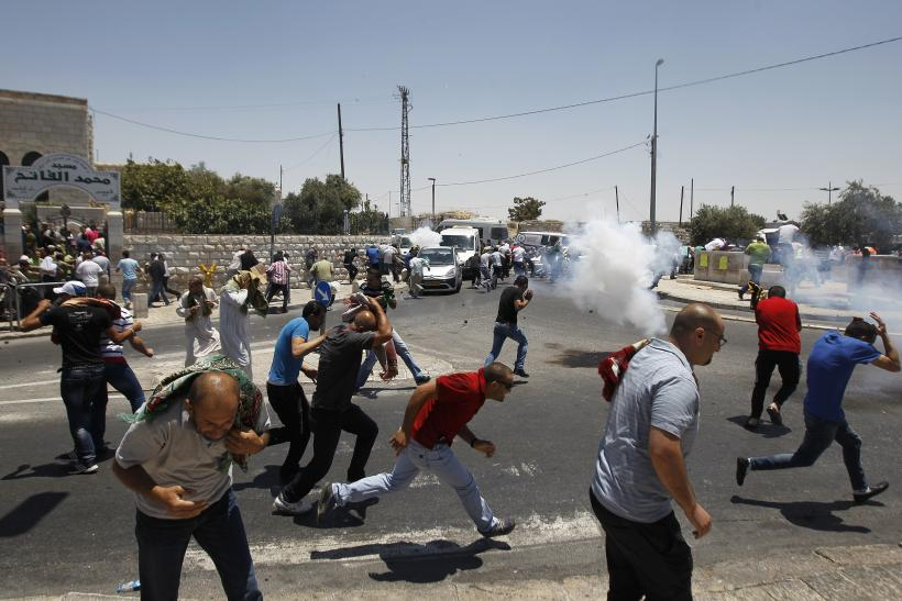Israel clashes