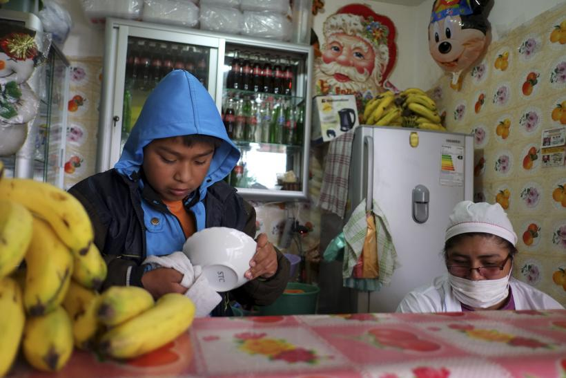 reduce child labour The united nations is to announce ambitious plans to eliminate child labour by 2020 after research revealed high growth in developing nations will not substantially reduce the number of children working worldwide.