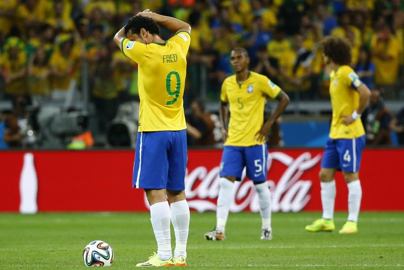 Brazil World Cuo rout