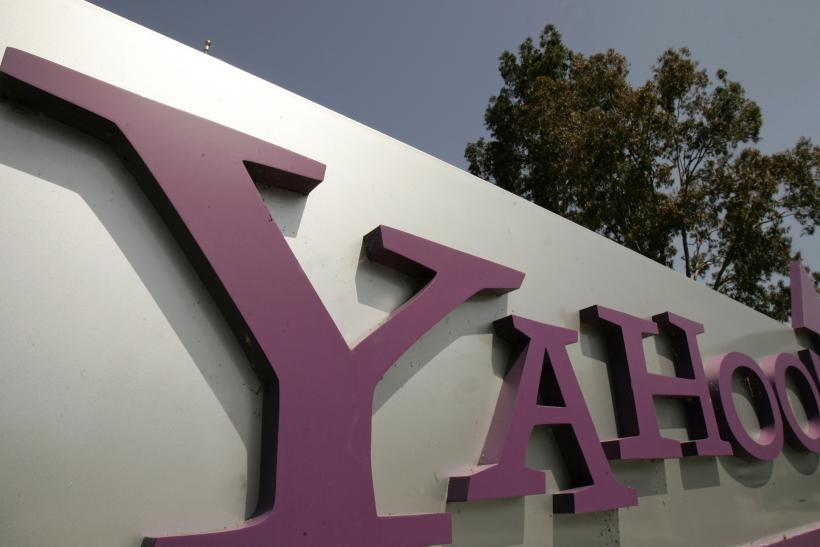 Yahoo HQ Logo-May 5, 2008
