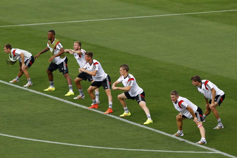 Germany World CUp 2014 final