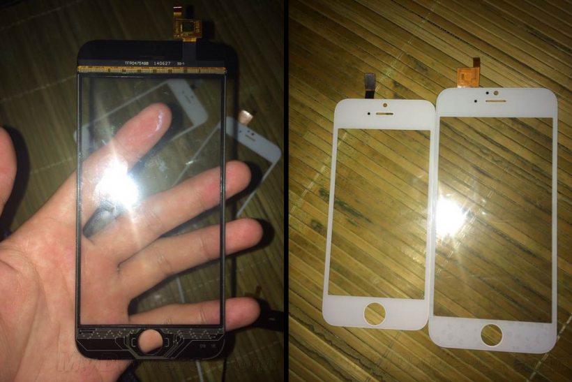 iPhone 6 Screen Cover Leaks