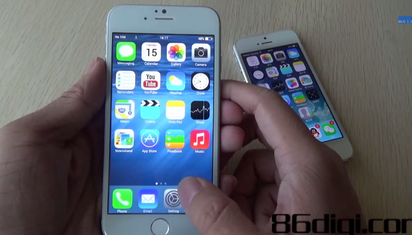apple iphone 6 release clone mimic dummy wico goophone i6