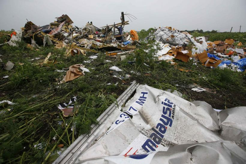 MH17Wreckage