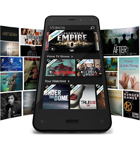 Amazon Fire Phone Review one