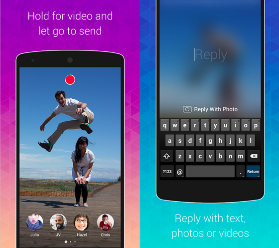 Instagram's Bolt messaging app