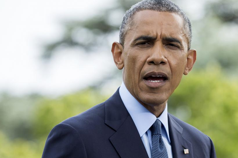 Obama annouces sanctions on russia