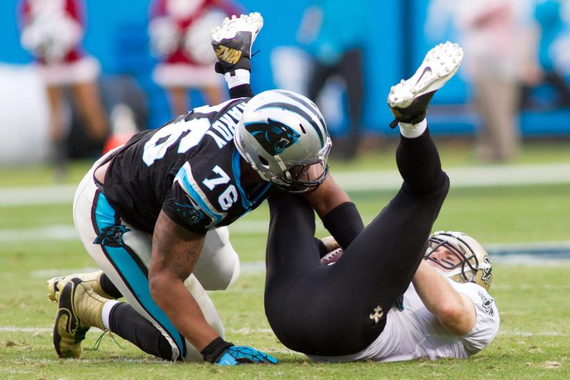 Greg Hardy Panthers