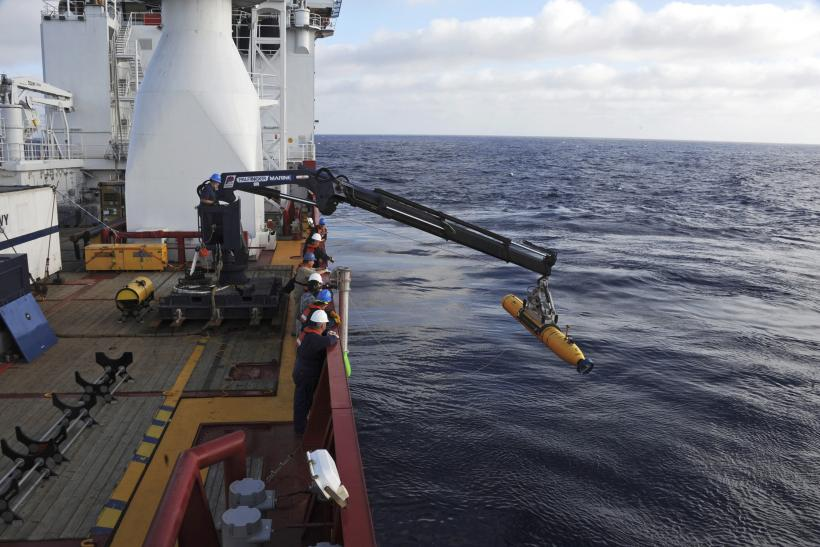 Malaysia Airlines MH370 Search Vessels