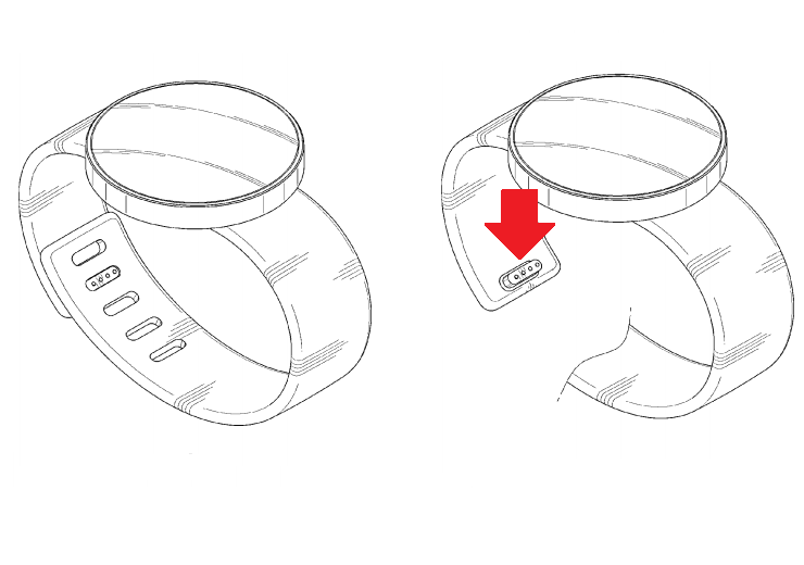Samsung Planning 'Moto 360'-Like Round Smartwatch, Patents ...