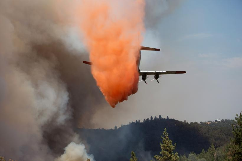 California Wildfires 2014-Sand Fire-July 26