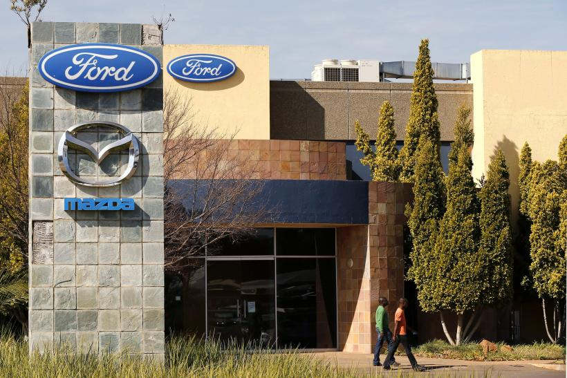 Ford Africa Factory