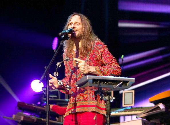 Jon Davison of Yes