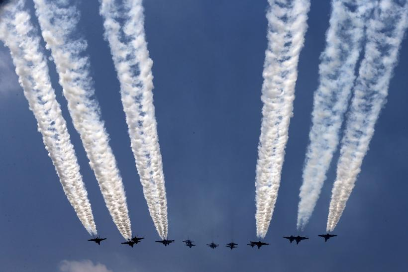 Indonesian Air Force-Aug. 17, 2014
