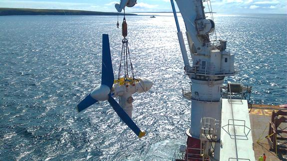 Atlantis Resources Pentland Firth Tidal Project