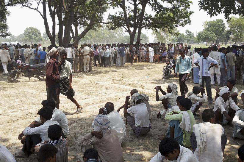 Badaun gang rape site