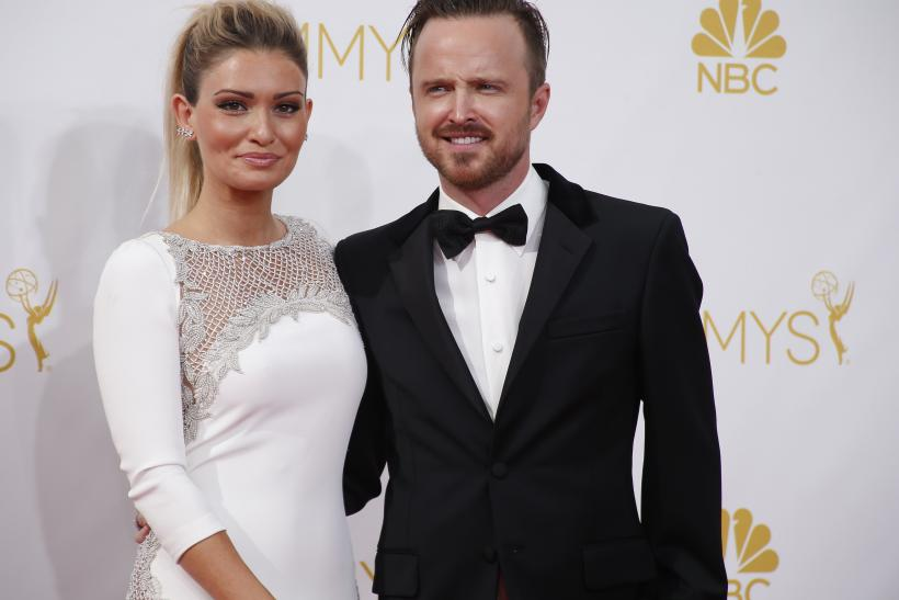 Who Is Lauren Parsekian  Aaron Paul   s Wife Gains Attention For Kind    Aaron Paul Wife