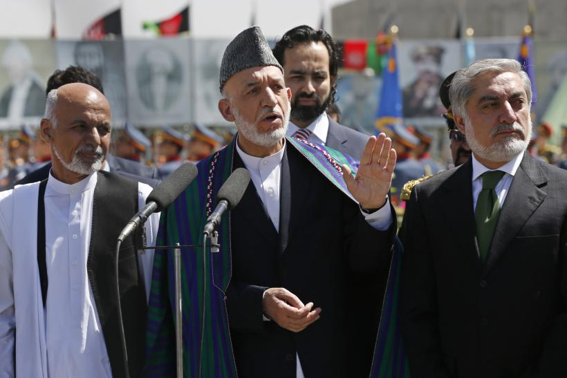 Afghan leaders
