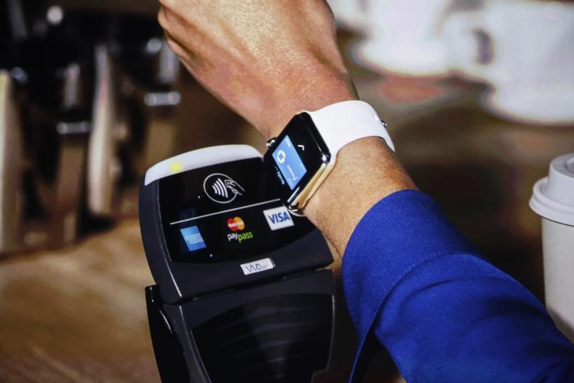 Apple Pay will also work with the upcoming Apple Watch