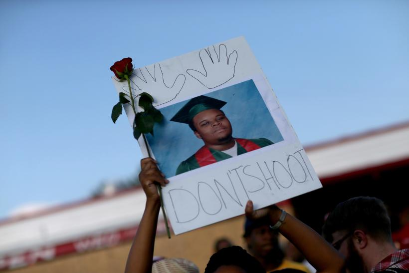 New Michael Brown Autopsy Is Not Consistent With 'Hands Up Don't Shoot' Theory
