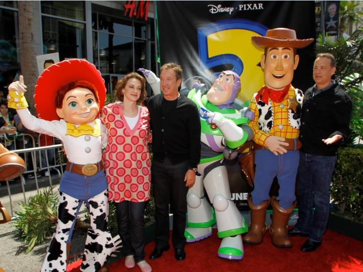 Toy Story 4' Sets Release Date For June 2017 : Entertainment ... Toy ...