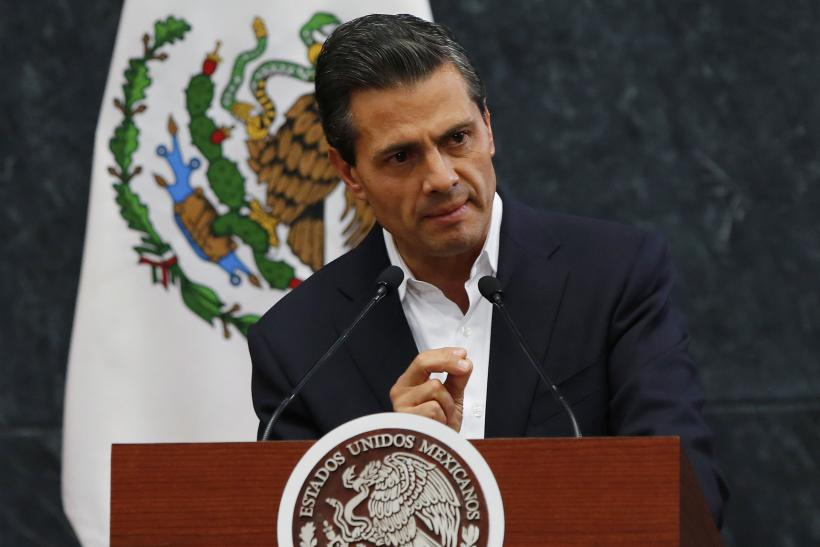 Scandal further inflames anger against president enrique pe 241 a nieto