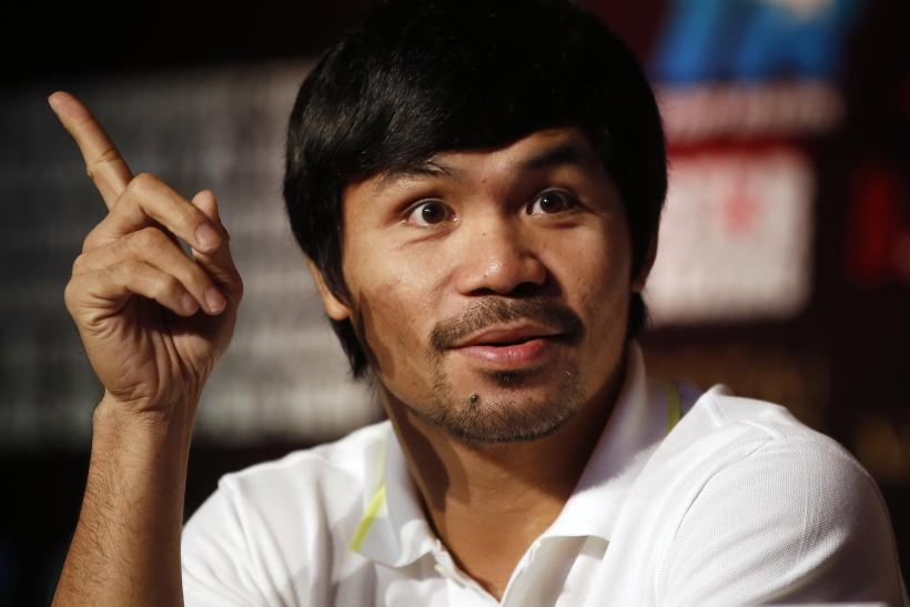MANNY PACQUIAO, Floyd Mayweather Match Update: Dont Be A Boxing.
