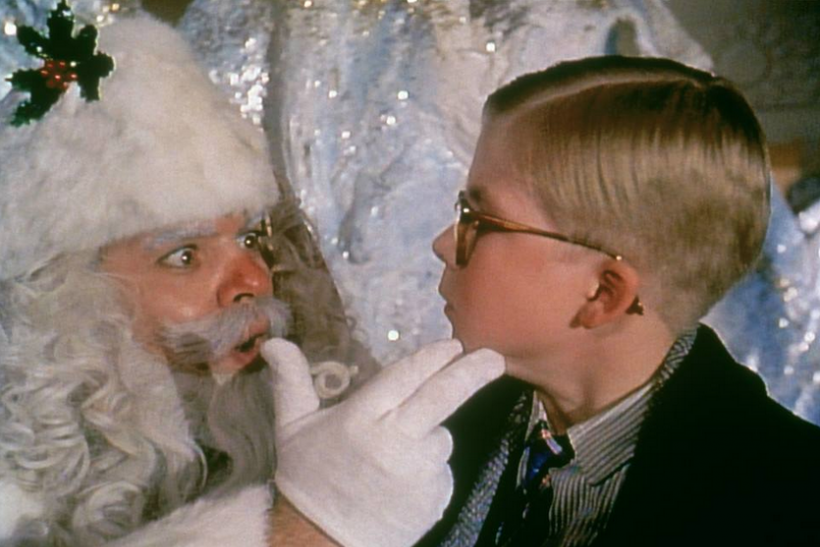 Christmas story movie trivia
