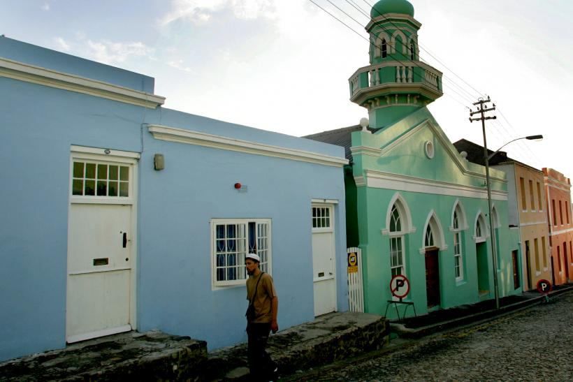 South Africa mosque