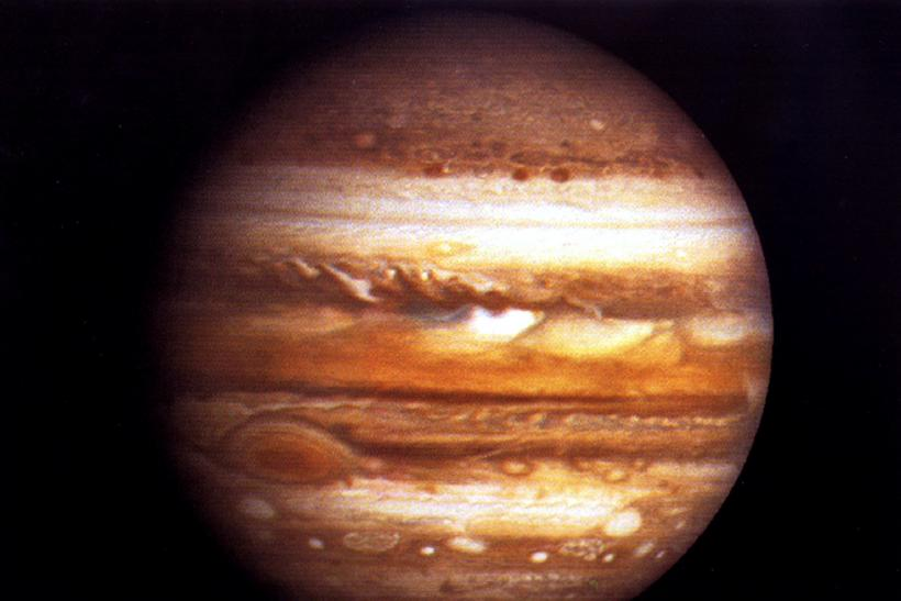 Juvenile Jupiter May Have Swept Through Early Solar System ...