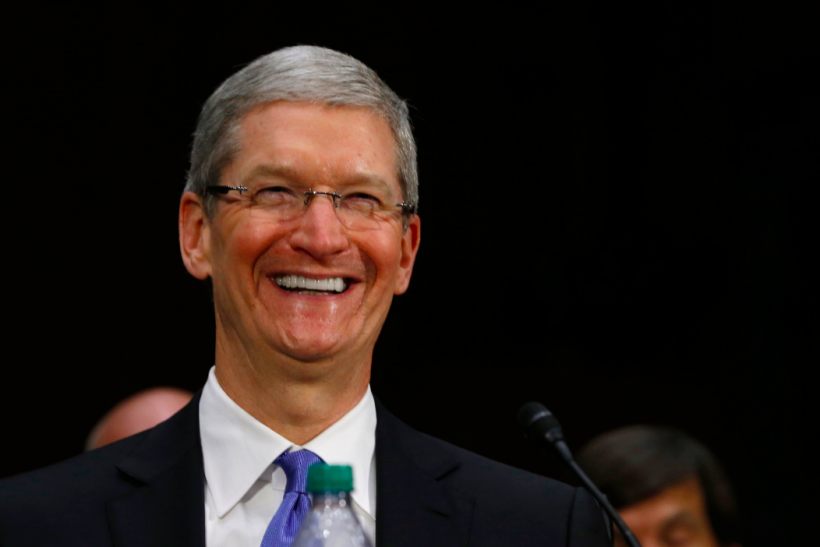 Bizness Lounge: Apple CEO Tim Cook Slams 'Religious ...